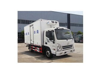 CLW5040XLCCH5(现代)冷藏车公告公示