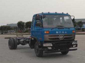 湖北程力汽车集团申报的CLW1121LDJ载货汽车底盘公告公示