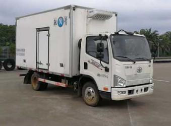 解放J6L 4.2米冷藏车