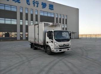 福田奥铃CTS4.2米冷藏车