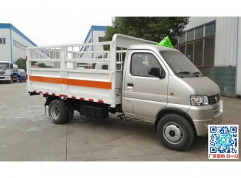 湖北程力东风俊风3米3气瓶运输车