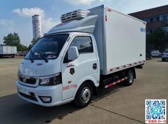 第一次购买程力冷藏车,湖北程力教新手如何停车?