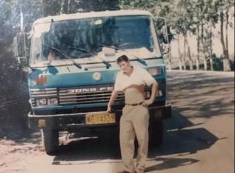 一见倾心,我和东风程力专用车相伴28年的那些事儿