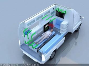 程力负压救护车使用技巧及洗消流程