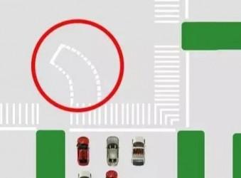 【程力汽车小知识】左转待转区,到底怎么掉头?